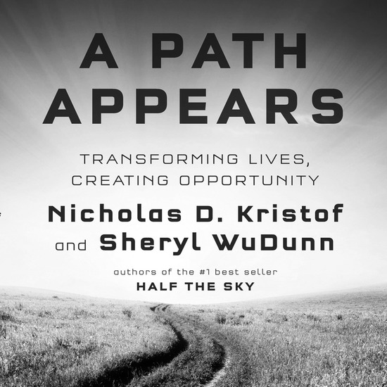 Share International September 2015 images, A Path Appears: Transforming Lives, Creating Opportunity, by Nicholas D. Kristof and Sheryl WuDunn - Book review by Marc Gregory